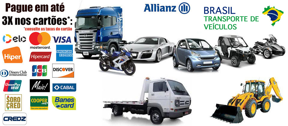 Transporte de Veículos Uberlândia